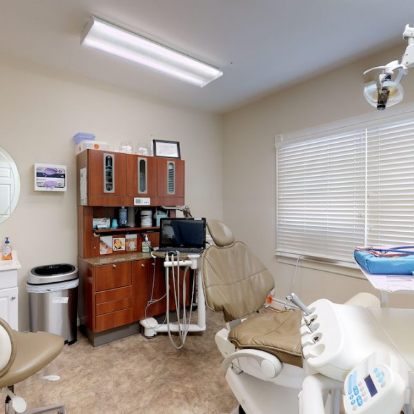 East Hills Dental Center interior